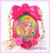 Resin Jewelry - Barbie Girl by Razz Ace