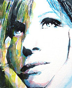 Wonderful Paintings - Barbra by Paul Lovering