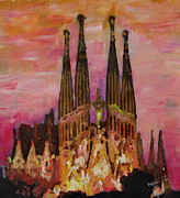 M Bleichner - Barcelona with Sagrada...