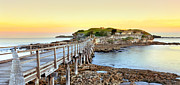 Sydney Art - Bare Island by Zaw  Wai