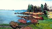 Katina Cote - Barharbor Maine 1