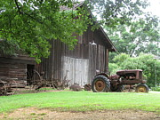 Pamela Morrow - Barn and yard equipment