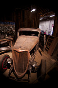 Street Rod Art - Barn Fresh II by Dave Koontz
