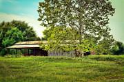Barry Jones - Barn in the Landscape