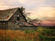 Carolyn Pettijohn - Barn in the Oklahoma...