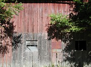 Barn Print by Joseph Yarbrough