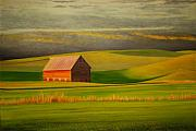 Leonard Heid - Barn on the Palouse
