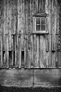 Jeff Burton - Barn Window