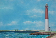 Barbara Barber - Barnegat Bay Lighthouse