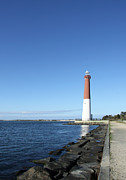 Christiane Schulze Prints - Barnegat Light - New Jersey Print by Christiane Schulze
