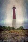 Barnegat Lighthouse Dawn Print by Joan Carroll
