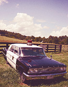 Leipers Fork Prints - Barney Fife Print by Tracy W