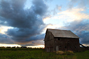 David Yunker Prints - Barnstorm Print by David Yunker