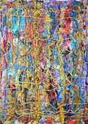 Instability Posters - Baroque basis Set Poster by Regina Valluzzi