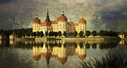 Architecture Metal Prints - Baroque Daydream Metal Print by Heiko Koehrer-Wagner
