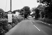 Barre Garroo On The Isle Of Man Tt Course Iom Print by Joe Fox
