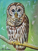 LeAnne Sowa - Barred Owl