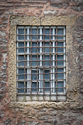 Cage Art - Barred Window by Antony McAulay