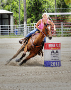 Keith Lovejoy - Barrel Racer 2 crop
