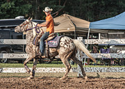 Toni Thomas - Barrel Racing Spot On