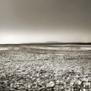 Dry Lake Photos - Barstow Dry Lake Bed  by Gregory Dyer