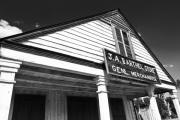 Historic Country Store Photo Prints - Barthel Store Print by Scott Pellegrin