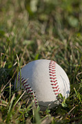 Brandon Alms - Baseball Closeup in...