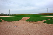 Cornfield Photos - Baseball by Frank Romeo