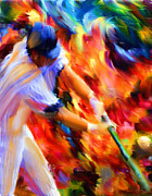Baseball Gifts Digital Art - Baseball III by Lourry Legarde