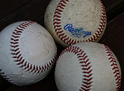 Baseball - The American Pastime Print by Paul Ward