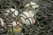 Cindy Manero - Baseballs and net