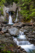 Ethereal Water Prints - Bash Bish Falls - Spring Print by Thomas Schoeller