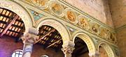 Basilica - Ravenna Italy Print by Jon Berghoff