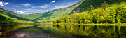 Evans Framed Prints - Basin Pond - Evans Notch Framed Print by Thomas Schoeller