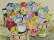 John Edebohls - Basket Full Of Buoys