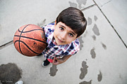 Espn Photo Prints - Basketball Guy Print by Serdar Andonyan
