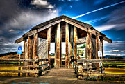 Hdr Look Photo Posters - Baskett Slough Poster by Jimmy Story