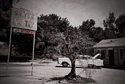 Custom Ford Metal Prints - Bates Motel Metal Print by RicardMN Photography