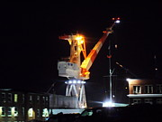 Lisa Moore - Bath Iron Works Crane