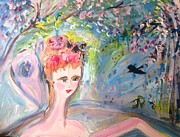 Judith Desrosiers - Bath time fairy