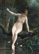 Famous Artists - Bather by Marguerite Arosa