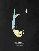 Caricature Prints - Batman 7  Print by Mark Ashkenazi