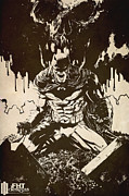 Dc Comics Originals - Batman by FHT Designs