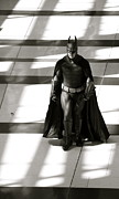 Alicegipsonphotographs Art - Batman In Shadows by Alice Gipson