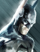 Universities Digital Art - Batman by Jason Longstreet