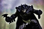 Modern World Photography Art - Batman by Lee Dos Santos