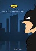 Christian Poster Originals - Batman Movie Poster by Dhruv Parnami