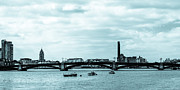 A Souppes - Battersea Bridge Black...