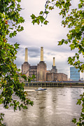 A Souppes - Battersea Power Station...