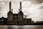 A Souppes - Battersea Powerstation...